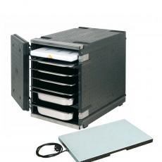 Kit FRONTAL GN1/1 - 77 L CHAUD ELECTRIQUE