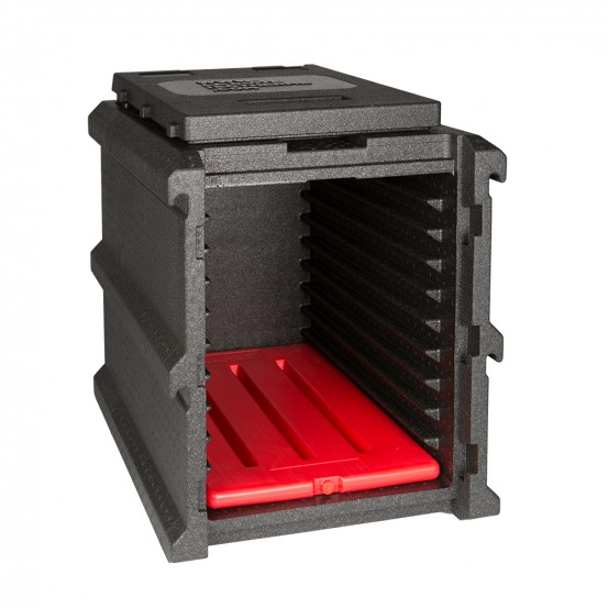 Kit isotherme 60X40 FRONTAL - 128 L - chaud