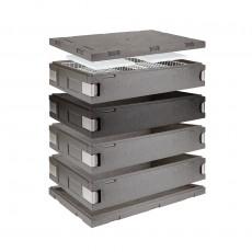 """CONTOURS (x4) """"PALLET BOX"""""""