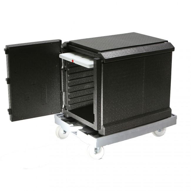 plateau roulant conteneurs isothermes 60x40. Black Bedroom Furniture Sets. Home Design Ideas