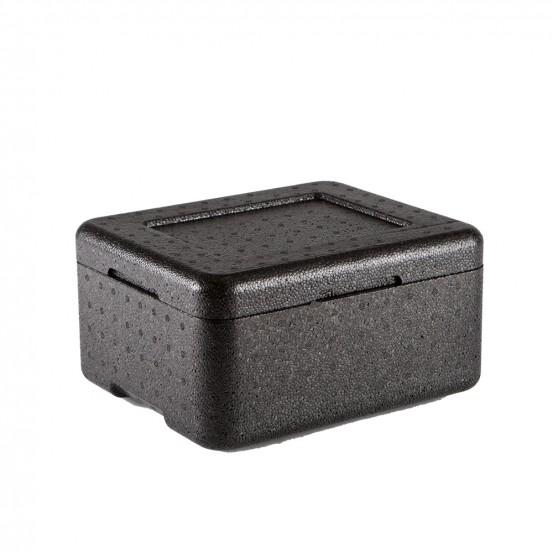 petit conteneur isotherme 4 litres pour transport de repas lunch box. Black Bedroom Furniture Sets. Home Design Ideas