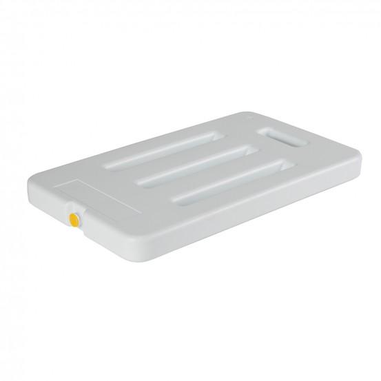 Plaque De Froid Glaciere : plaque eutectique pl484 pain de glace accumulateur de ~ Premium-room.com Idées de Décoration