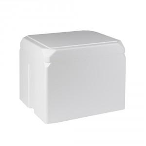 boite 18l polystyrene expans 70 mm pour chaine du froid longue duree. Black Bedroom Furniture Sets. Home Design Ideas