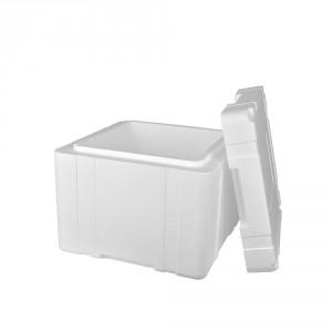 boite 18l polystyrene expans 50 mm pour chaine du froid longue duree. Black Bedroom Furniture Sets. Home Design Ideas