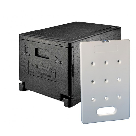 Box frontal GN1/1 - 49 litres