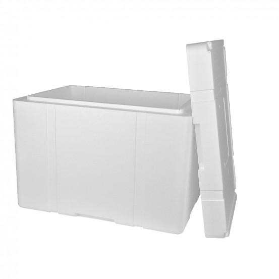 CAISSE POLYSTYRENE 50 LITRES
