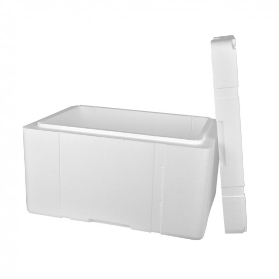 CAISSE POLYSTYRENE (x3) 37,5 LITRES