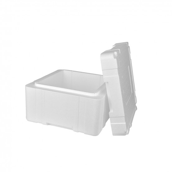 CAISSE POLYSTYRENE (x6) 12,5 LITRES